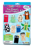 Passover 10 Plagues Puppet Kit