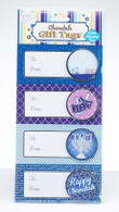 CHANUKAH GIFT TAGS