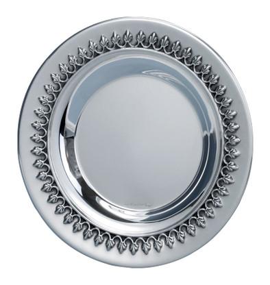 925 Sterling Silver Filigree Plate
