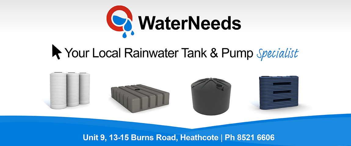 Rainwater Tanks and Water Pumps For Sale in Sydney and NSW with Delivery.