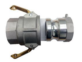 Aluminium Camlock Couplings