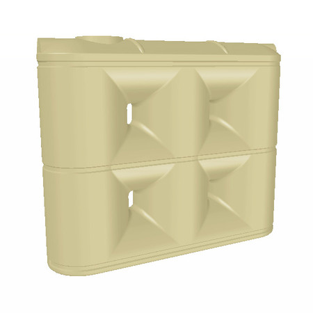 2000L Slimline Water Tank buy now from your local supplier of poly rainwater tanks in Sydney and across NSW with delivery available.