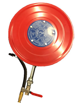 Fire Hose / Drum Reel