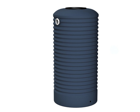 1000L Round Water Tank