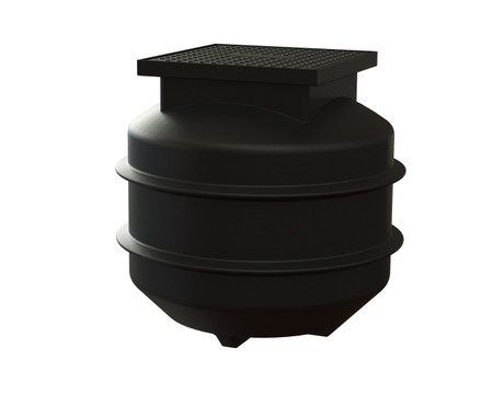 700L Vertical Tank local supplier of poly rainwater tanks in Sydney and across NSW with delivery available.