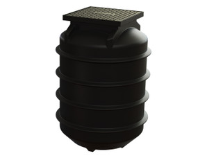 1200L Vertical Tank local supplier of poly rainwater tanks in Sydney and across NSW with delivery available.