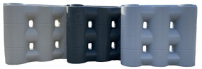 BR3000L Slimline Tank local supplier of poly rainwater tanks in Sydney and across NSW with delivery available.