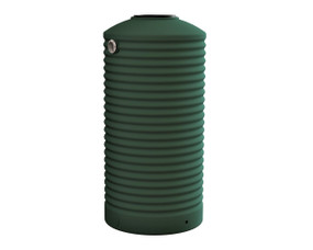 1350L Round Water Tank local supplier of poly rainwater tanks in Sydney and across NSW with delivery available.