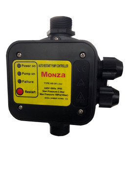 Monza AS-24 2.2 Bar  Auto Restart Pump Controller