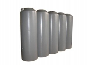 4200L Modular Slimline Water Tank buy now from your local supplier of poly rainwater tanks in Sydney and across NSW with delivery available.