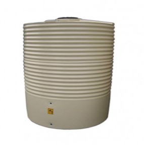 2800L Round Water Tank buy now from your local supplier of poly rainwater tanks in Sydney and across NSW with delivery available.