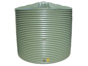 10000L Round Water Tank