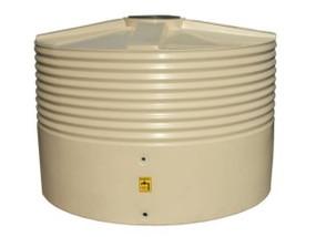 3000L Round Squat Water Tank