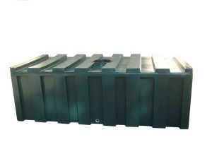 2000L Under Deck Water Tank buy now from your local supplier of poly rainwater tanks in Sydney and across NSW with delivery available.