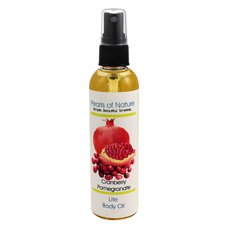 Cranberry Pomegranate Lite Body Oil