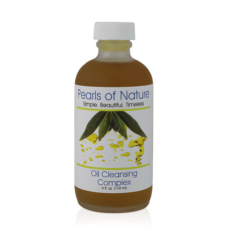 Plant Based Facial Cleansing Oil