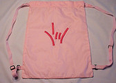Sport Pack with Draw ILY (Pink)