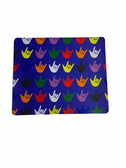 Sign Language Mouse Pad with I LOVE YOU Asst Colors (Purple)