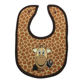 Giraffe Bibs (Hand Made by Deby)