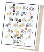 ALPHABET Greeting Cards 10 pack