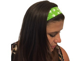 "Head Band with Sign Language "" I LOVE YOU"" Hands, ( Choose Color Band)"