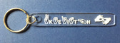 PERSONALIZED NAME KEY CHAIN (Clear ACRYLIC) with Interpreter