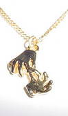 Interpreter Necklace (gold)