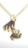 Interpreter Necklace (gold)