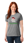 """SIGN LANGUAGE """" I LOVE YOU"""" HAND WITH SANTA FACE (ADULT SIZE)"""