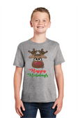 """SIGN LANGUAGE """" I LOVE YOU"""" HAND WITH REINDEER (YOUTH SIZE)"""
