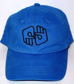 Interpreter Cap Outline hand (Royal)