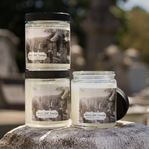 Laurel Hill Cemetery Jar Candle
