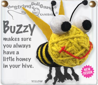 The String Doll Gang: Buzzy