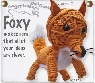 The String Doll Gang: Foxy