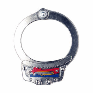 Color Coded Cutaway Handcuff Trainer