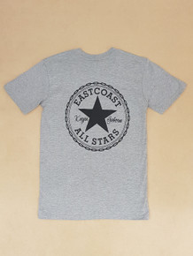 KINGPIN EASTCOAST ALL STARS TEE GREY