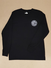 KINGPIN IRON LION L/S TEE BLACK/RASTA
