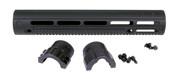 "2650 308 DPMS 12.625"" Rifle Length, 10.4 oz with Hardware, Apex GatorGrip Handguard"