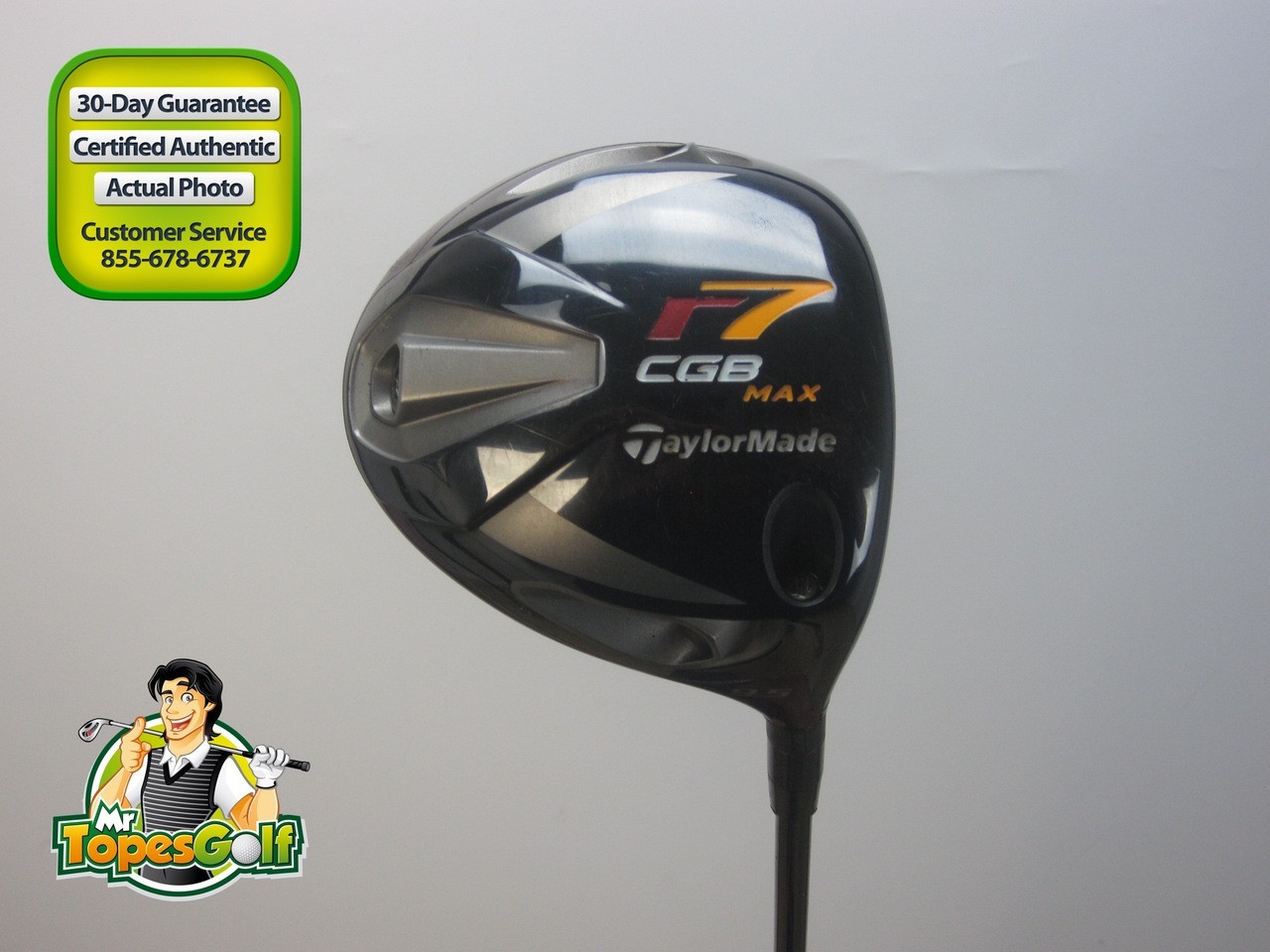 DRIVER FOR TAYLORMADE R7 CGB LIMITED