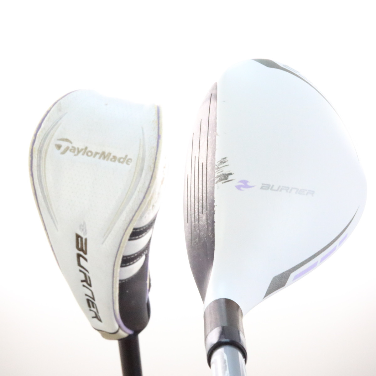 TaylorMade Burner Superfast 2 0 5 Rescue 24 deg REAX 50 Ladies Headcover  30600A