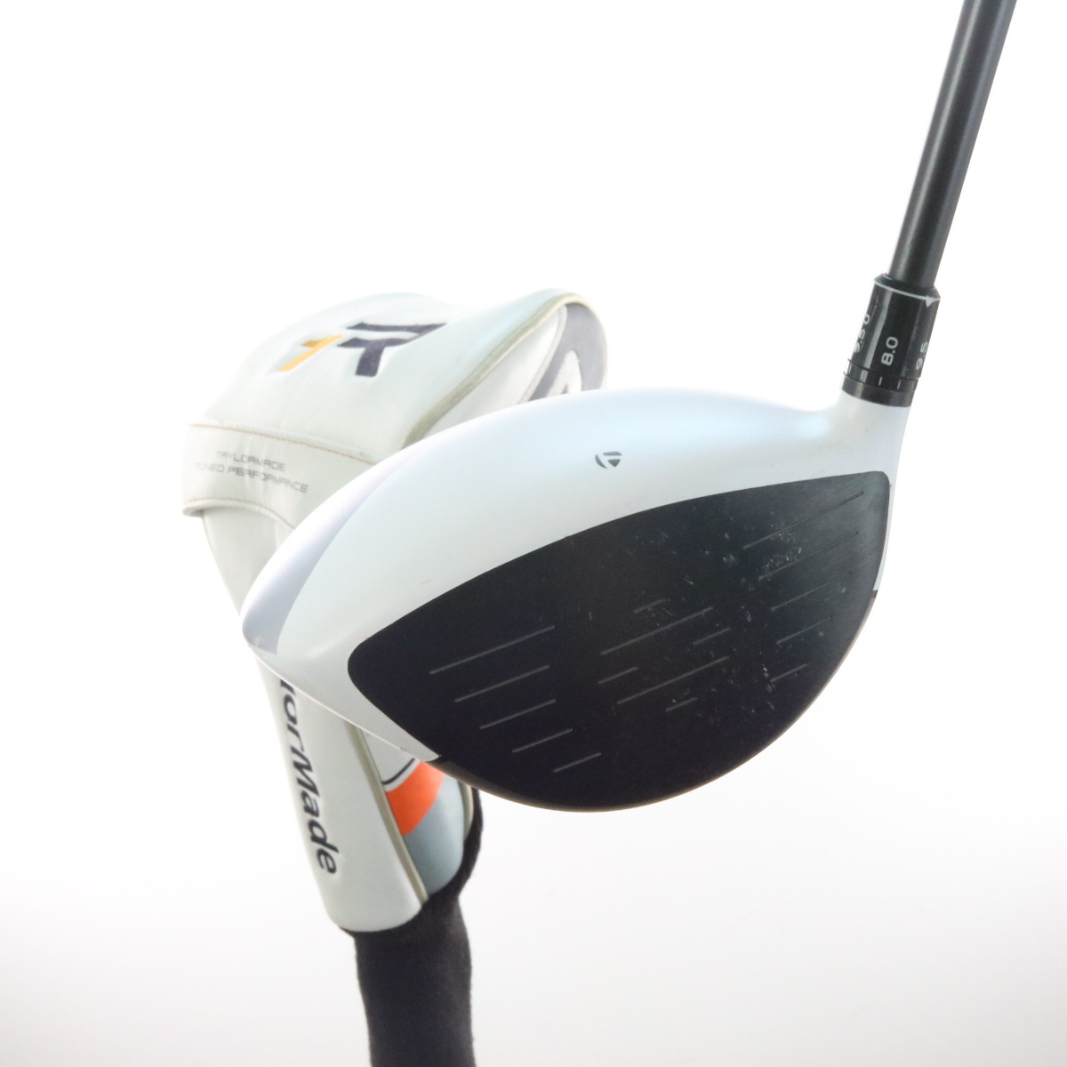 Taylormade R1 Driver >> Taylormade R1 Driver Rip Phenom Regular Flex Right Handed Headcover