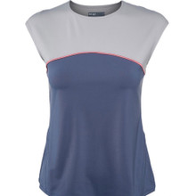 LIJA Women's Spring Twilight Tenacious Top Ladies Tennis Active Wear Small LW-3