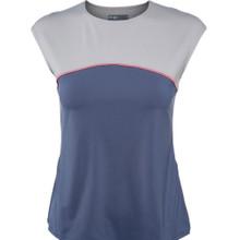 LIJA Women's Spring Twilight Tenacious Top Ladies Tennis Active Wear Small LW-3