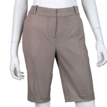 Womens, Fairway and Greene Lillian Golf Short Color Sable  Size 4  LW-031