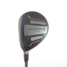 Adams Idea Super S Hybrid 3H 19 Deg Matrix Kujoh Stiff Left-Handed 38767A