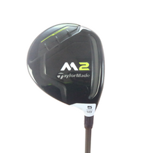 2017 TaylorMade M2 5 Wood 18 Degrees REAX 55 A Senior Flex Right-Handed 39210A