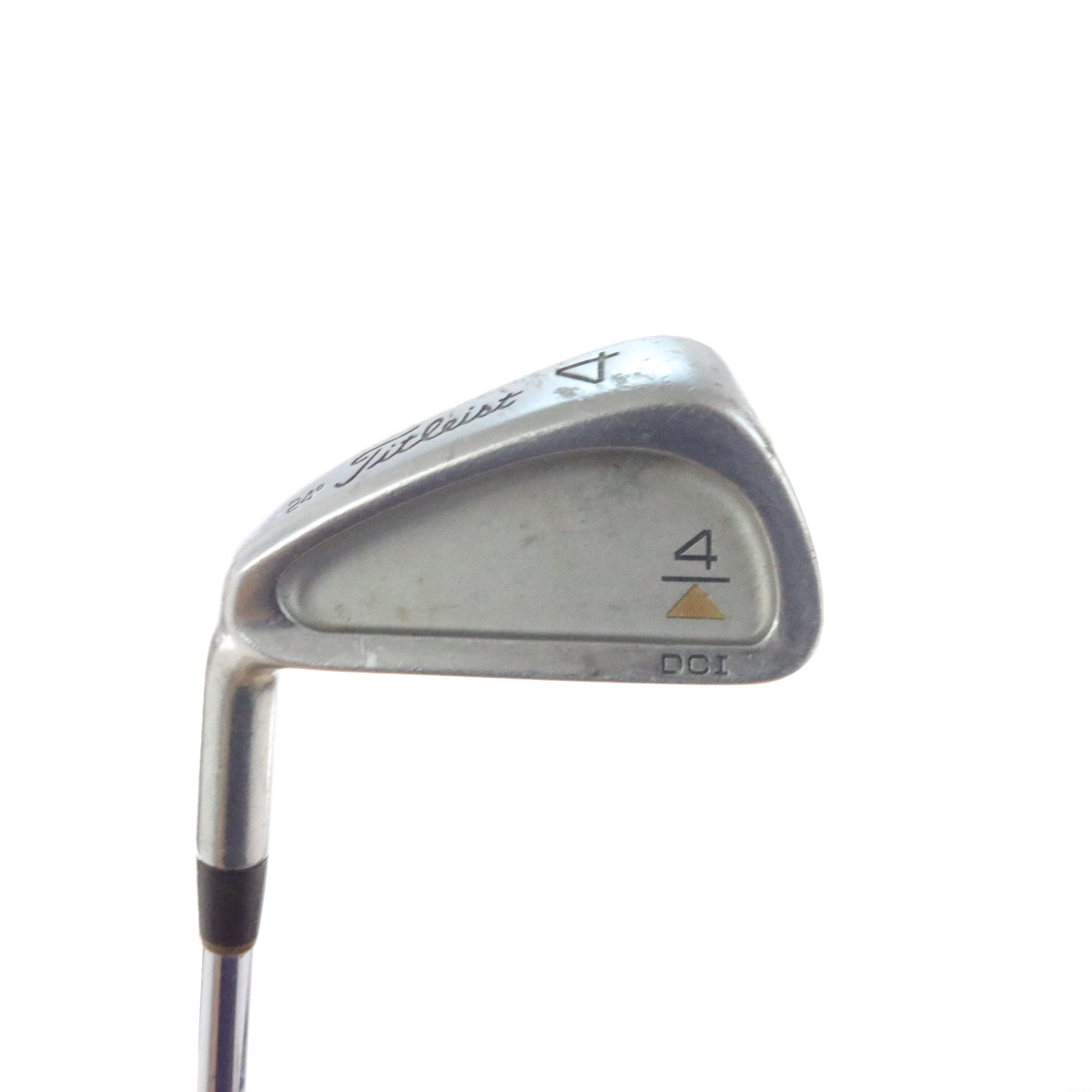 Titleist DCI Individual 4 Iron Steel Shaft Regular Flex Left-Handed 42830G