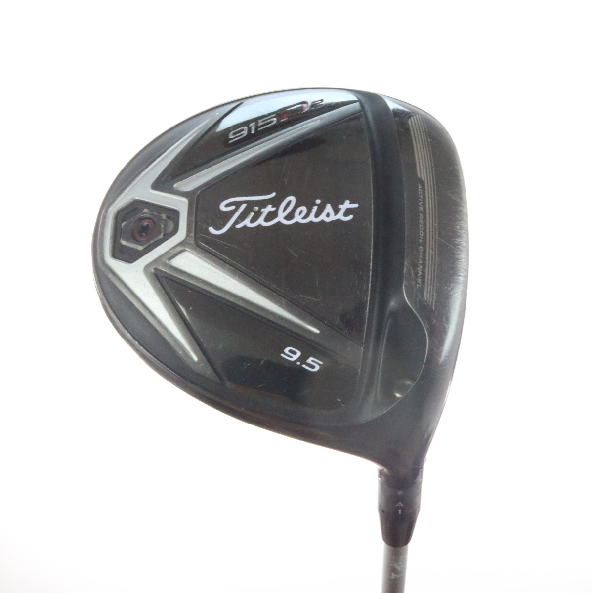 Titleist 915D2 Driver 9.5 degree Stiff flex Golf-Artikel
