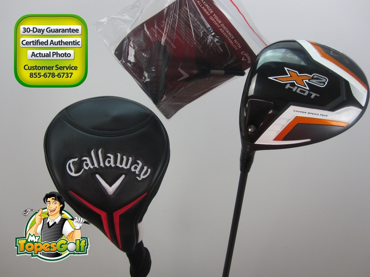 Callaway X2 Hot Adjustments