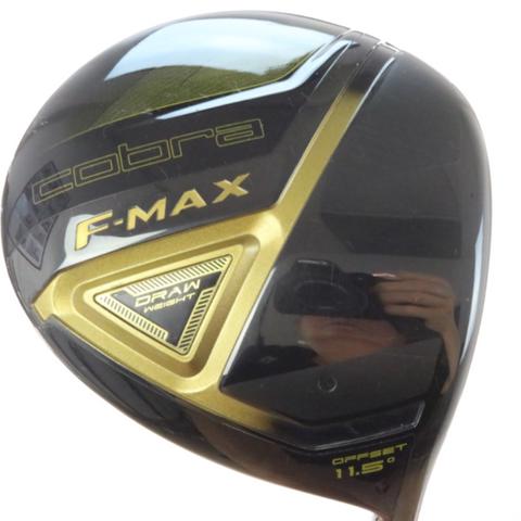 2018 cobra fmax offset driver 115 degrees superlite 50